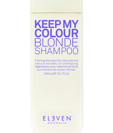KEEP MY BLONDE SHAMPOO - szampon do włosów blond 300 ml