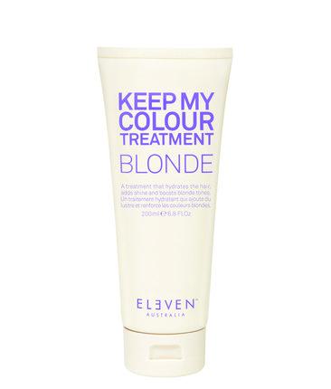 KEEP MY COLOUR TRATMENT BLONDE - Kuracja do włosów blond 200 ml