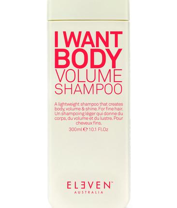 I WANT BODY VOLUME SHAMPOO - Szampon dodający objętości 300 ml