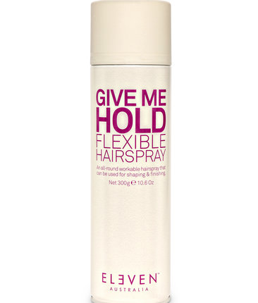 GIVE ME HOLD FLEXIBLE HAIRSPRAY - Uniwerslany lakier do włosów 430ml