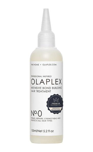 Olaplex No. 0 Intensive Bond Builder - intensywna kuracja wzmacniająca i chroniąca włosy 155 ml