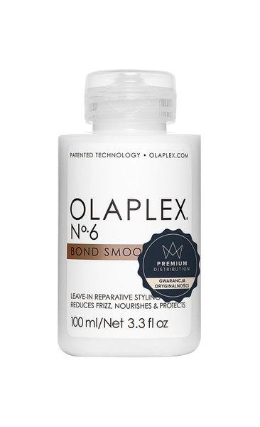 Olaplex No.6 Bond Smoother - wygładzający krem do stylizacji 100 ml