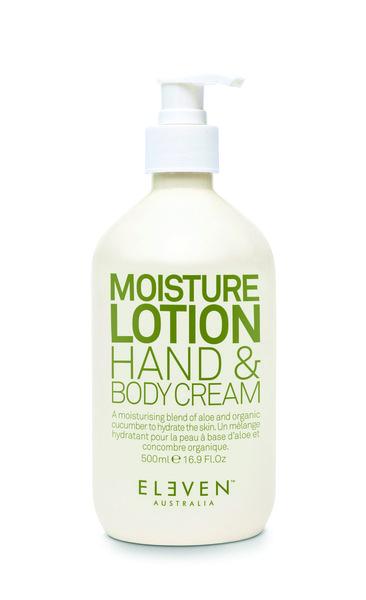 Eleven Australia Moisture Lotion Hand&Body Cream - nawilżający balsam do ciała 500 ml